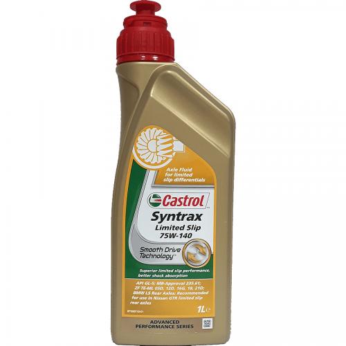 Castrol Syntrax Limited Slip 75W-140 (1lt)